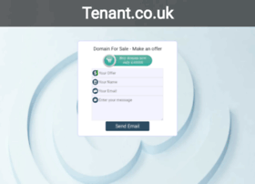 mail.tenant.co.uk