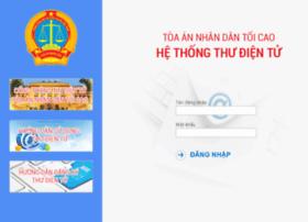 Mail.toaan.gov.vn