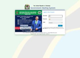 mail.uchukuzi.go.tz