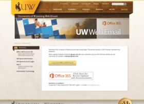 mail.uwyo.edu
