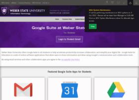 mail.weber.edu