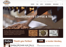 mail.willoughbyscoffee.com