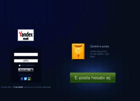 Mail.yandex.com.tr