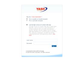 mail.yash.com