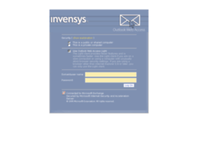 mail2.invensys.com