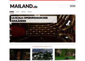 mailand.de