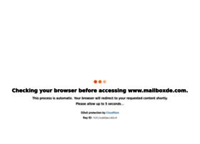 mailboxde.com