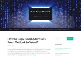 mailboxreader.wordpress.com