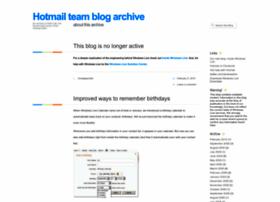 Mailcall.spaces.live.com