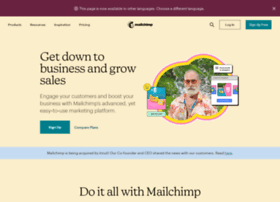 mailchimpapp.com
