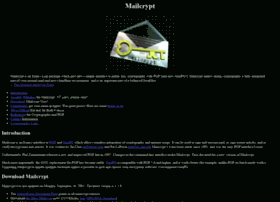 mailcrypt.sourceforge.net