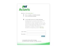 maileu.actavis.com