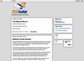 mailinator.blogspot.co.il