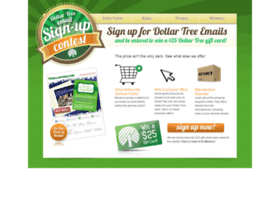 mailing.dollartree.com