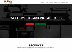 mailingmethods.com