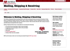 mailingsystems.unm.edu