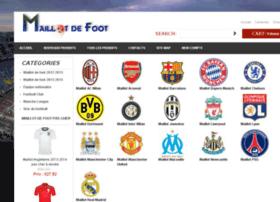 maillotdefoot-all.com
