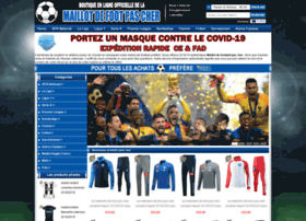 maillotsdefootpascher.fr