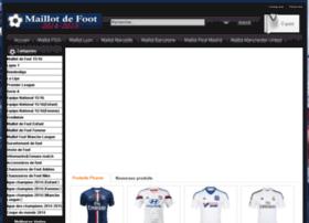 maillotsfootballenligne.org