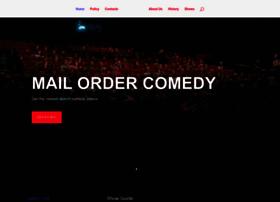 mailordercomedy.com