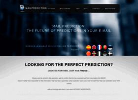 mailprediction.com