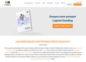 mailprofrance.com