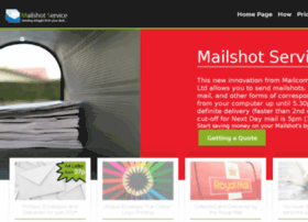 mailshot-service.co.uk