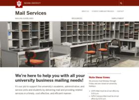 mailsvc.indiana.edu
