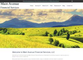 mainavenuefinancial.com
