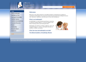 maineaudiology.org