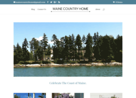 mainecountryhome.com