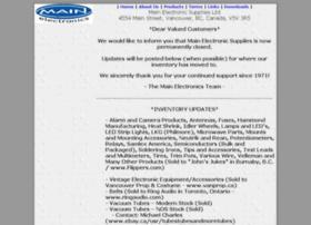 mainelectronics.com