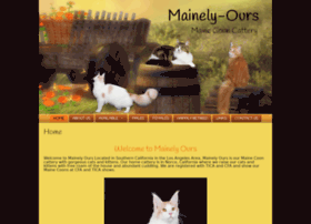 mainely-ours.com