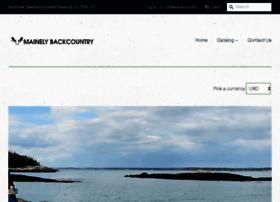 mainelybackcountry.com