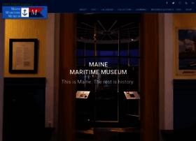 mainemaritimemuseum.org