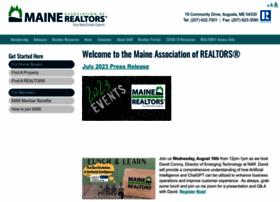 mainerealtors.com