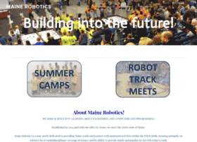 mainerobotics.org