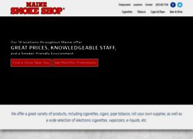 mainesmokeshop.com