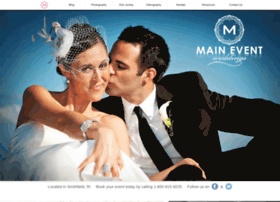 maineventweddings.com