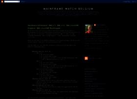 mainframe-watch-belgium.blogspot.com