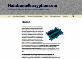 mainframeencryption.com