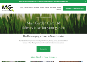 maingardencare.co.uk