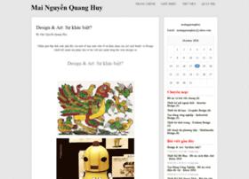 maingquanghuy.vnweblogs.com