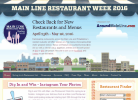 mainlinerestaurantweek.com