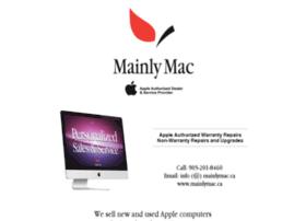 mainlymac.com