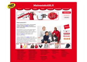 mainostekstiili.fi