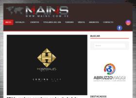 mains.com.ve