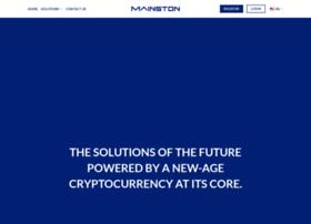mainston.com