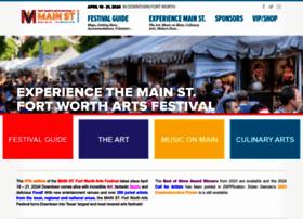 mainstreetartsfest.org