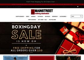 mainstreetclothing.com.au